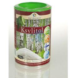 Ksylitol (cukier brzozowy) 250g - 250g (5900652816064)