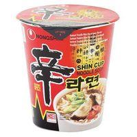 Zupa instant kubek Shin Ramen 75 g Nong Shim z kategorii Kuchnie świata