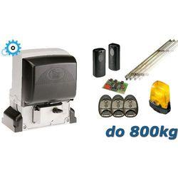 XXL Zestaw CAME BX78 do 800kg - komplet SP2 - 7mb listwy zębatej, towar z kategorii: Automatyka do bram