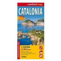 Comfort!map Catalonia 1:300000 laminat mapa samoch (ISBN 9788375468809)