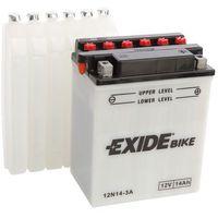 Akumulator motocyklowy Exide 12N14-3A 14Ah 130A