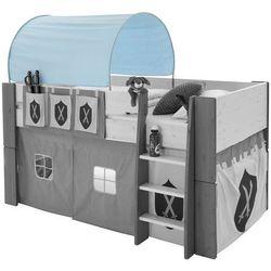 Steens for kids tunel do łóżka piętrowego - purpura z kategorii Pozostałe meble do pokoju dziecięcego