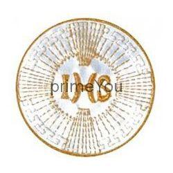 Emblemat komunijny ihs, 1 szt. wyprodukowany przez Apollo