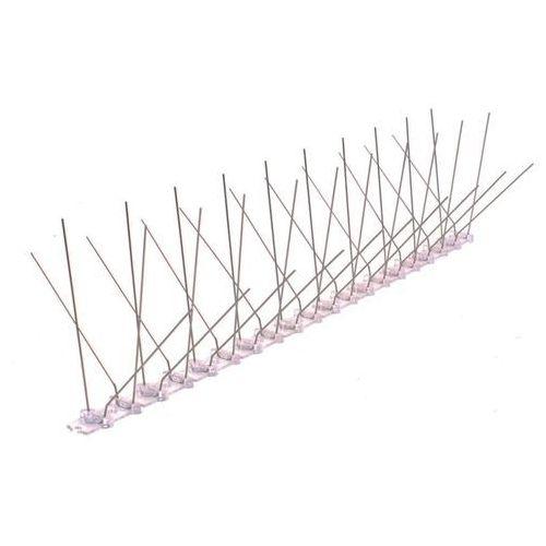 Kolce na ptaki TYP W dł.50cm metalowe, Ecopic