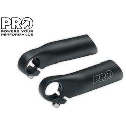 PR320145 Rogi gięte PRO Anatomic dł.80 mm, czarne (róg rowerowy) od ROWEREK.PL