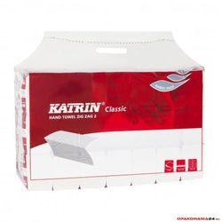 Ręcznik ZZ KATRIN białyClassic 25%maku.100621 150x21op.op.worek61694/479848