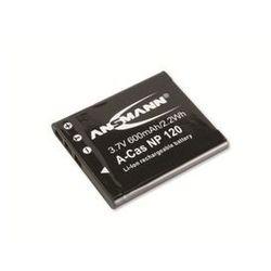akumulator a-cas np 120 wyprodukowany przez Ansmann