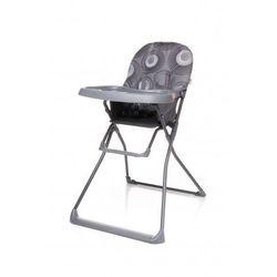 flower krzesełko do karmienia grey wyprodukowany przez 4baby