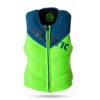 Kamizelka Mystic Star 2017 Wake Vest ZIP Green