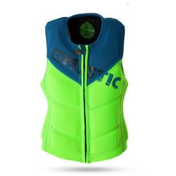 Kamizelka Mystic Star 2016 Wake Vest ZIP Green ()