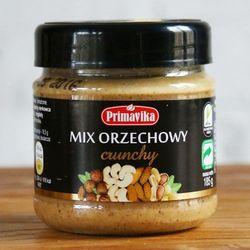 Mix Orzechowy Crunchy 185 g Primavika, kup u jednego z partnerów
