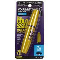 mascara colossal volum express waterproof 8ml w tusz do rzęs glam black marki Maybelline