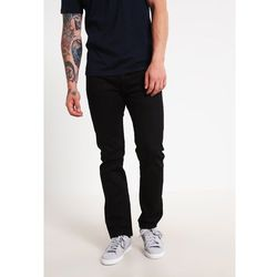GStar 3301 STRAIGHT Jeansy Straight leg black edington stretch denim
