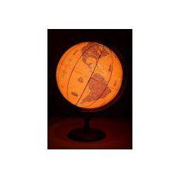 Globus retro 320 mm podświetlany