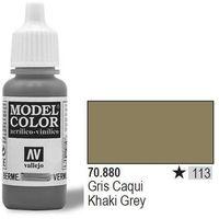 Vallejo  farba nr113 khaki grey 17ml