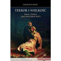 TERROR I WIELKOŚĆ, książka z kategorii Polityka, publicystyka, eseje