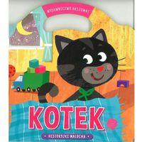 Historyjki malucha. Kotek + zakładka do książki GRATIS, oprawa kartonowa