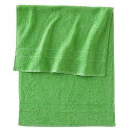 Ręczniki bawełniane (4 szt.) zielone jabłko marki Bonprix
