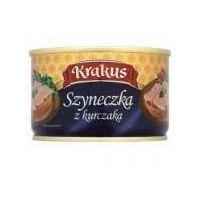 Szyneczka z kurczaka 160 g  marki Krakus