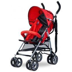 Caretero Alfa wózek spacerowy 5,3 kg red nowość - sprawdź w wybranym sklepie