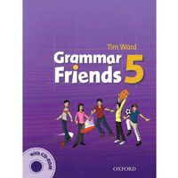 Grammar Friends 5: Student's Book with CD-ROM Pack (9780194780162)