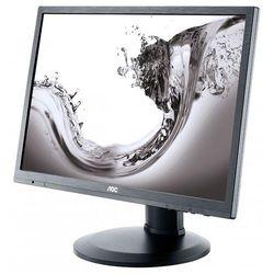 e2460Pxda marki AOC - monitor LED
