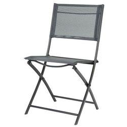 Goodhome Krzesło saba szare (5059340137216)