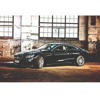 Jazda Mercedes S500 Coupe - Ułęż \ 4 okrążenia