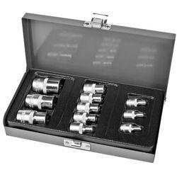 PROLINE Zestaw kluczy nasadowych Torx E4-E20, 11el. 18711 (5903755187116)