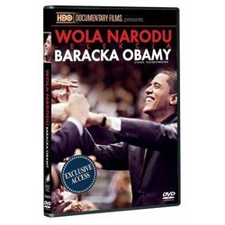 Wola narodu: Elekcja Baracka Obamy (DVD) - Amy Rice, Alicja Sams z kategorii Filmy dokumentalne