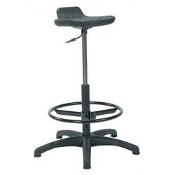 Krzesło specjalistyczne WORKER ts02 + ring base - obrotowe, WORKER ts02 RING BASE