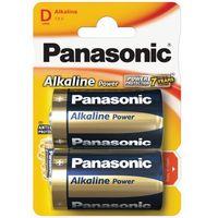Panasonic 24 x  alkaline power lr20/d (blister)