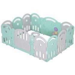 Kojec dla dziecka modułowy plastikowy marki Aosom