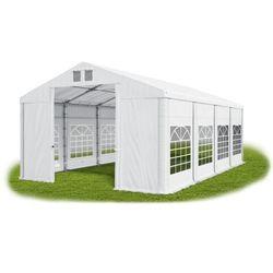 Namiot 5x8x2,5, całoroczny namiot cateringowy wystawowy ogrodowy handlowy mocna konstrukcja całoroczna winter - 40m2 marki Das company