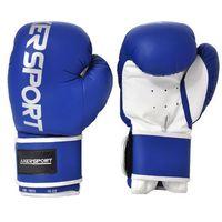 Axer sport Rękawice bokserskie  a1329 niebiesko-biały (8 oz) (5901780913298)