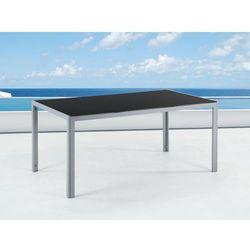 Elegancki stół aluminiowy, meble ogrodowe CATANIA - produkt z kategorii- stoły ogrodowe