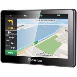 Prestigio GeoVision 5057, nawigacja samochodowa
