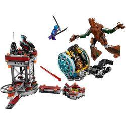 Lego Super Heroes Ucieczka z bazy Knowhere 76020, klocki do zabawy