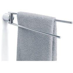 Wieszak na ręczniki duo - polerowany - 44,5 cm marki Blomus