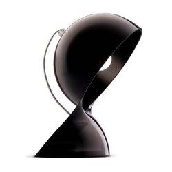 Artemide Dalu nocna 1466030a 26cm czarny