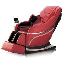 Fotel do masażu inSPORTline Mateo czary - Kolor Czerwony, kolor czerwony