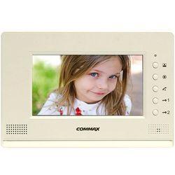 """Commax Monitor 7"""" głośnomówiący cdv-70ar3(dc) pearl"""