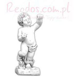 Figura ogrodowa betonowa dziecko z rączką 71cm
