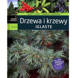 Drzewa i krzewy iglaste, książka z kategorii Hobby i poradniki