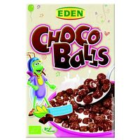 Eden (soki warzyw., płatki œniad., pasztety kanap. Kulki czekoladowe bio 375g - eden (4005047166029)