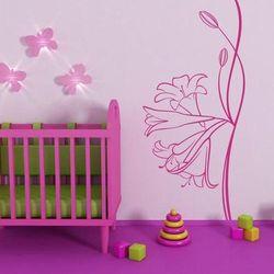 Kwiaty 986 szablon malarski marki Deco-strefa – dekoracje w dobrym stylu