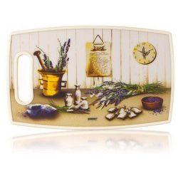 Banquet Plastikowa deska do krojenia Lavender