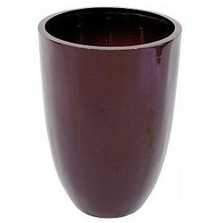 Europalms leichtsin cup-69, shiny-brown, doniczka