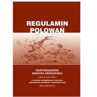 Regulamin polowań - Rozporządzenie MŚ [3/23]