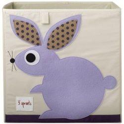 Pudełko na zabawki - królik z kategorii Pojemniki na zabawki